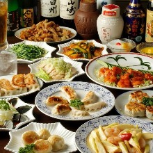 7,800 JPY Course (12 Items)