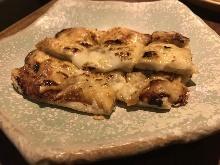 Japanese-style pizza