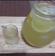 lemon soju