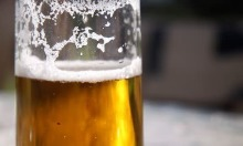 American Craft Beer on TAP ( our House Beer is STONE IPA from San Diego & Rotating Guest TAP)