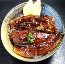 Eel rice bowl