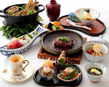 5,800 JPY Course (8 Items)