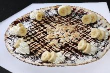 Pizza cioccolato