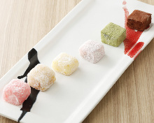 Other Japanese desserts