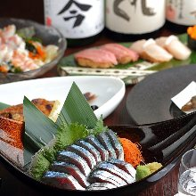 5,500 JPY Course (7 Items)