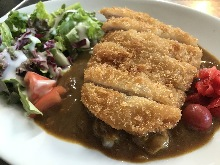 Cutlet curry