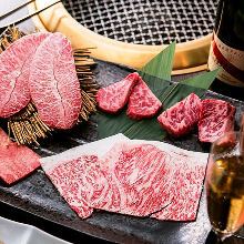 Wagyu beef top blade steak
