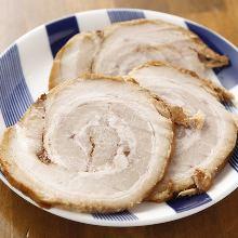 Roasted pork (topping)