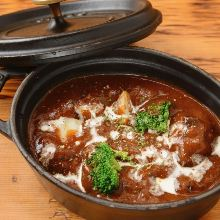 Red wine stew