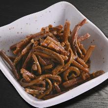 Royal fern namul (Korean seasoned royal fern)