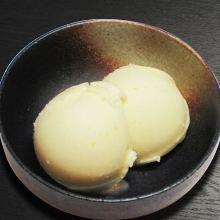 Seasonal ice cream