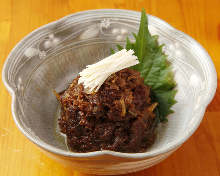 Simmered Wagyu beef