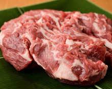 Jingisukan (grilled mutton)