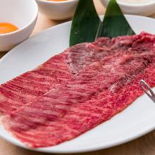 Seared beef sukiyaki