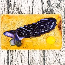 Pickled whole eggplant