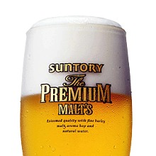 Suntory The Premium Malt's