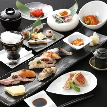 10,500 JPY Course (9  Items)