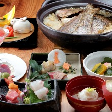 7,020 JPY Course (8 Items)