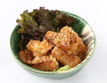 Stir-fried offal