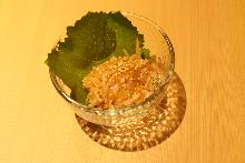 Tuna shuto (salted entrails)