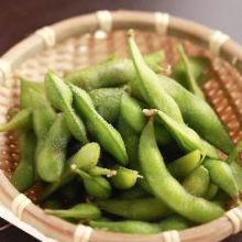 ● 枝豆(税抜)