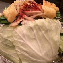 博多もつ鍋(醤油)
