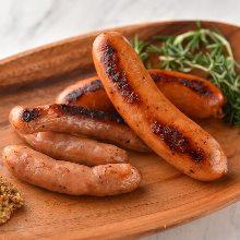 Grilled sausage