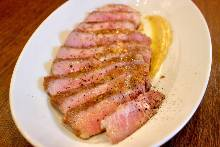 Grilled / sauteed pork