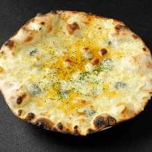 ゴルゴンゾーラチーズ(メープルシロップ添え)