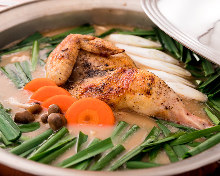 Hotpot cuisine