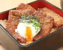 Beef sirloin cutlet