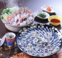 Pufferfish shabu-shabu