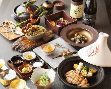 6,000 JPY Course (6  Items)