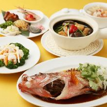 7,000 JPY Course (7 Items)