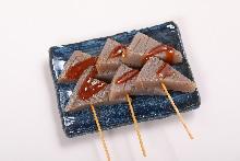Dengaku miso dishes