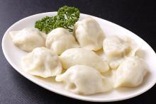 Boiled gyoza