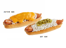 Other hamburgers / hot dogs