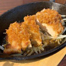 Fried Pork with Ginger