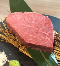 Wagyu Chateaubriand steak