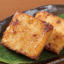 Daikon radish cake