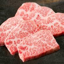 Select Wagyu beef kalbi