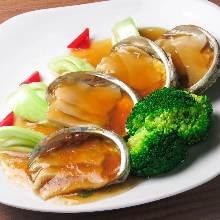 Stir-fried dish