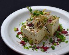 Bittern tofu