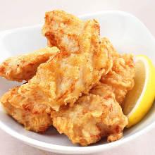 Salted zangi (Hokkaido fried chicken)