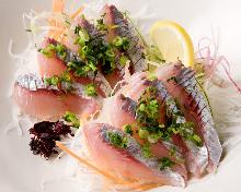 Herring (sashimi)