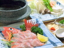 8,500 JPY Course (10 Items)