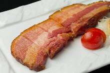 Bacon steak