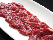 Beef Sagari (hanger steak)