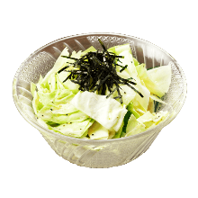 Salted cabbage