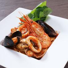 Seafood pescatore